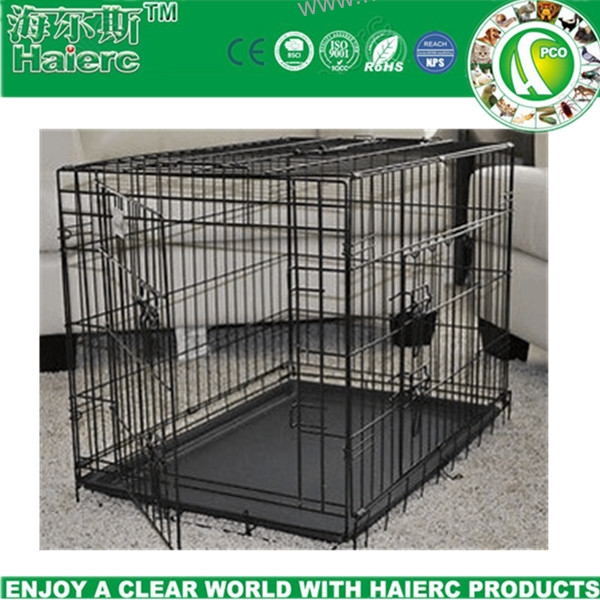 Enhanced Version Single Door Small Animal Crate ESA42