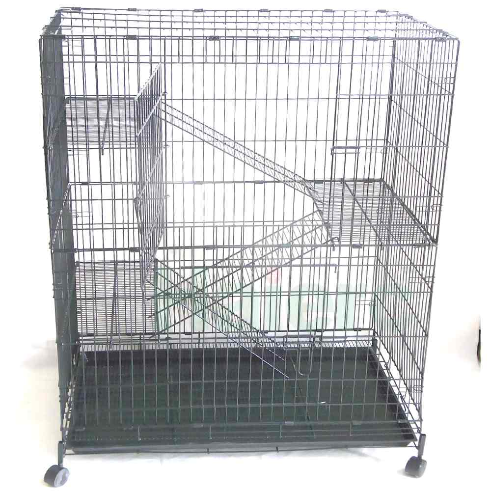 Four Levels Small Animal Cage CT52